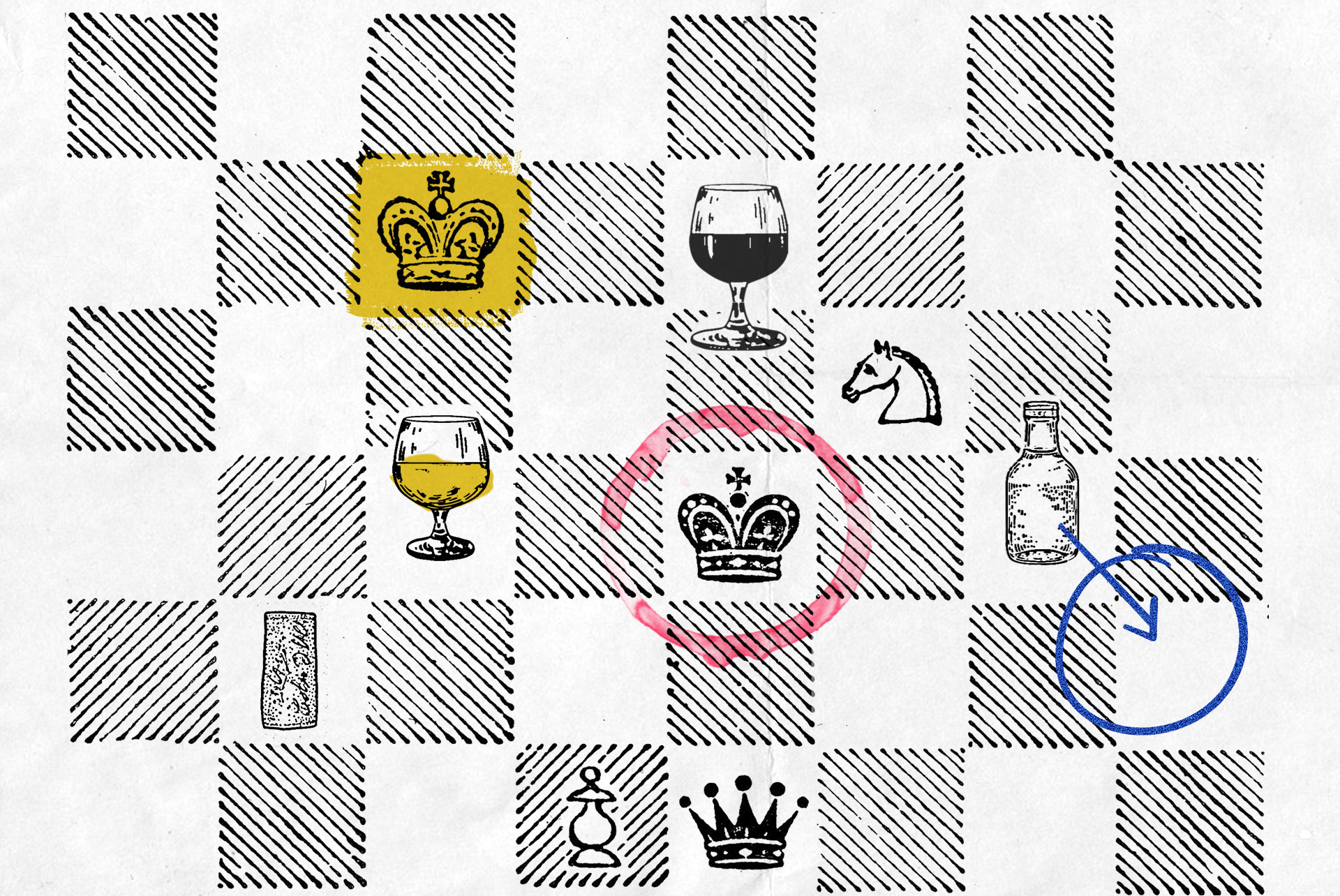 Best Portuguese Wine Regions: The Chess Game