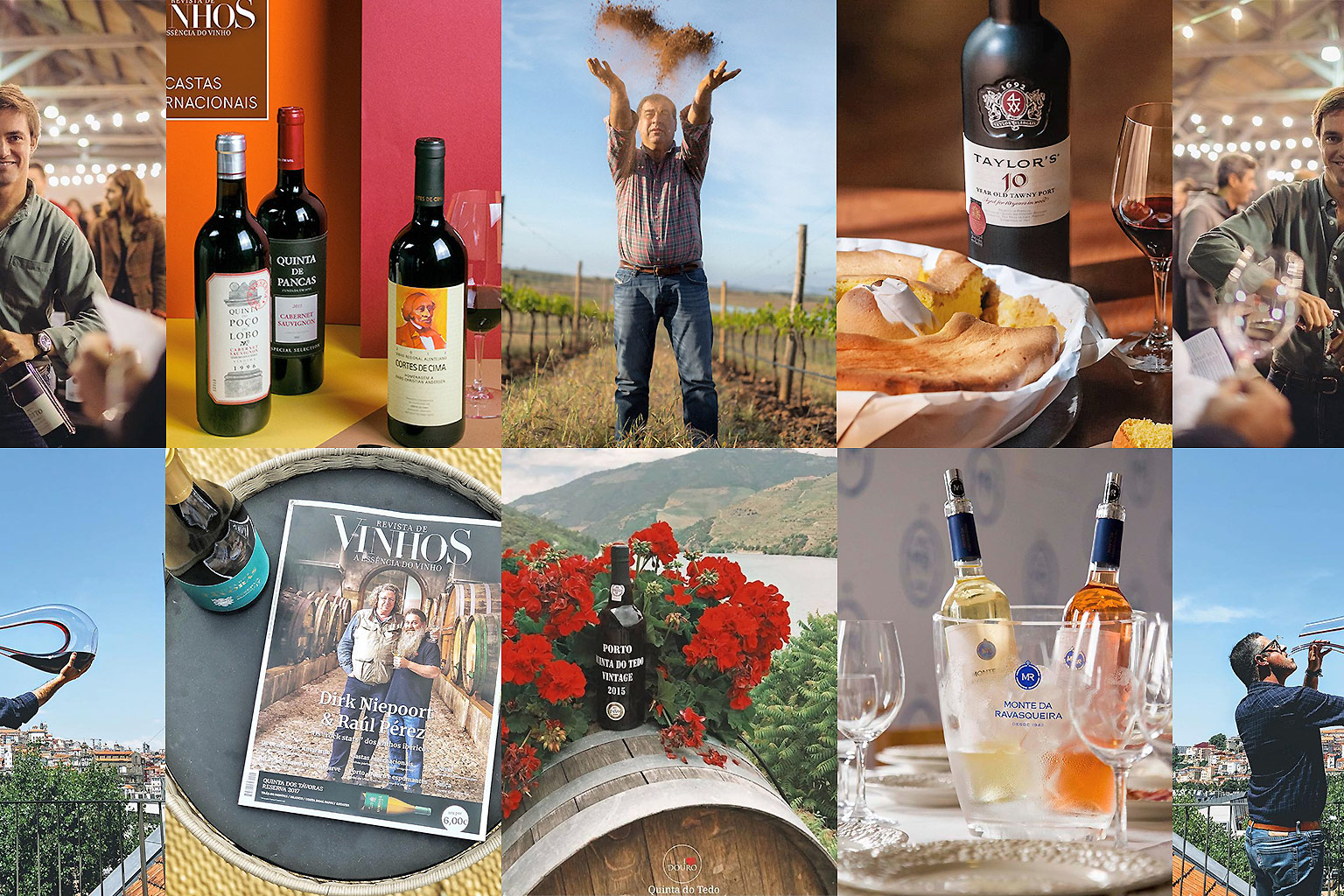 Instagram: 10 Accounts About Portuguese Wine You Should Follow