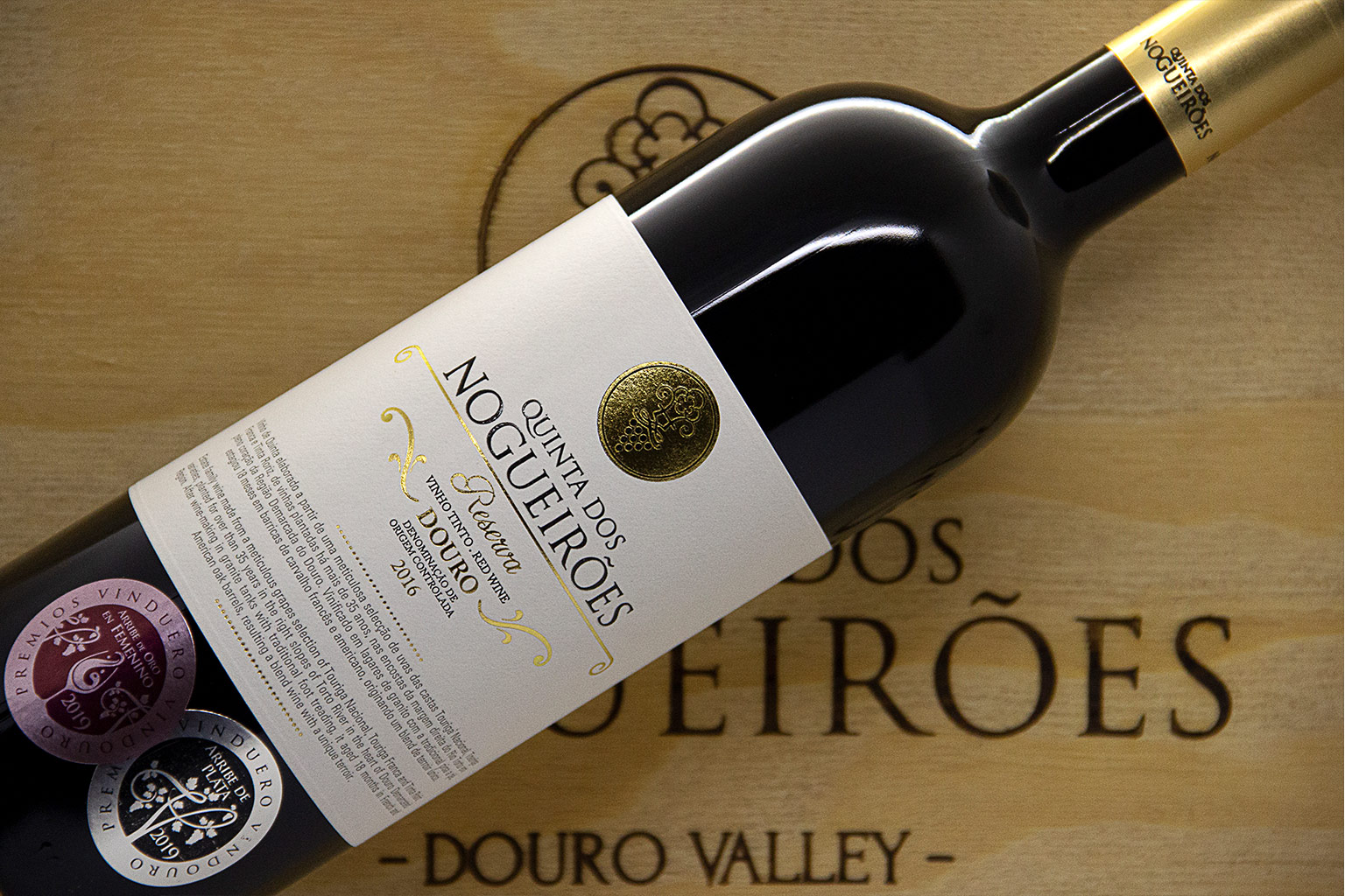 Quinta dos Nogueirões: From farming to wine production in the Douro Valley