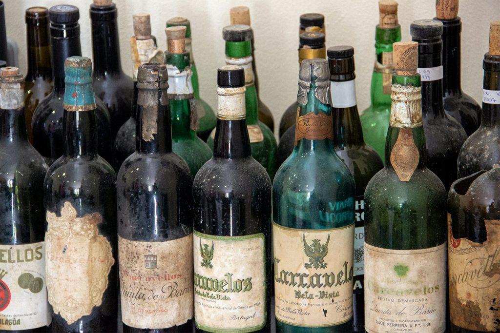 Old- Vintages of Carcavelos Wine
