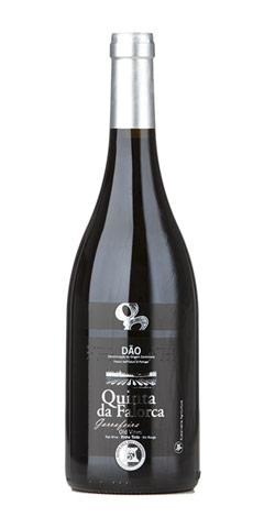 Dão red wine Quinta da Falorca Garrafeira Red 2015