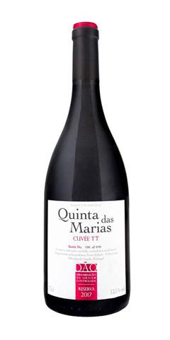 Dão Red Wine Quinta das Marias Cuvée TT Reserva 2017