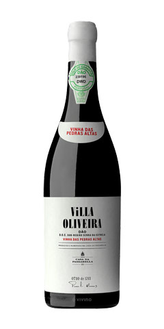 Dão Red Wine Villa Oliveira Vinha das Pedras Altas Red 2014