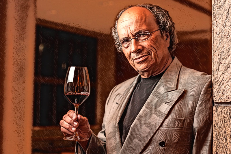 Álvaro Castro Portuguese Winemaker